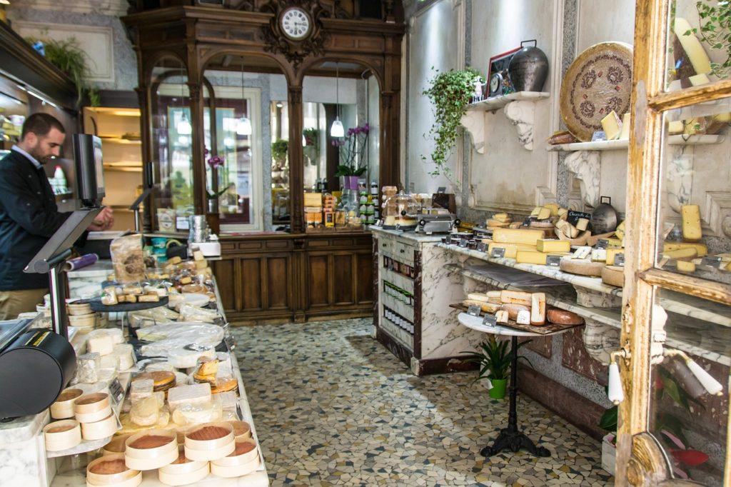 Yogourt et le fromage sont des sources de calcium