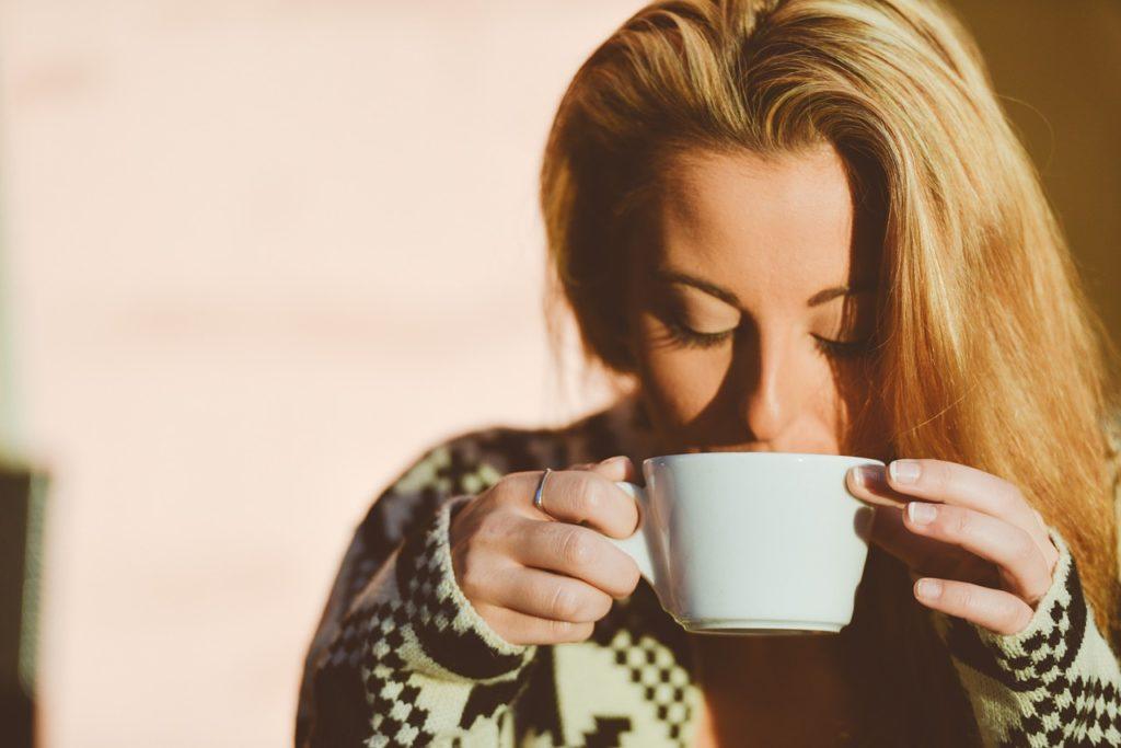 Profitez de votre café
