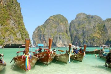 Les 4 plus belles plages de Thaïlande