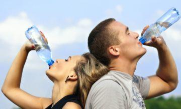 Une bonne hydratation