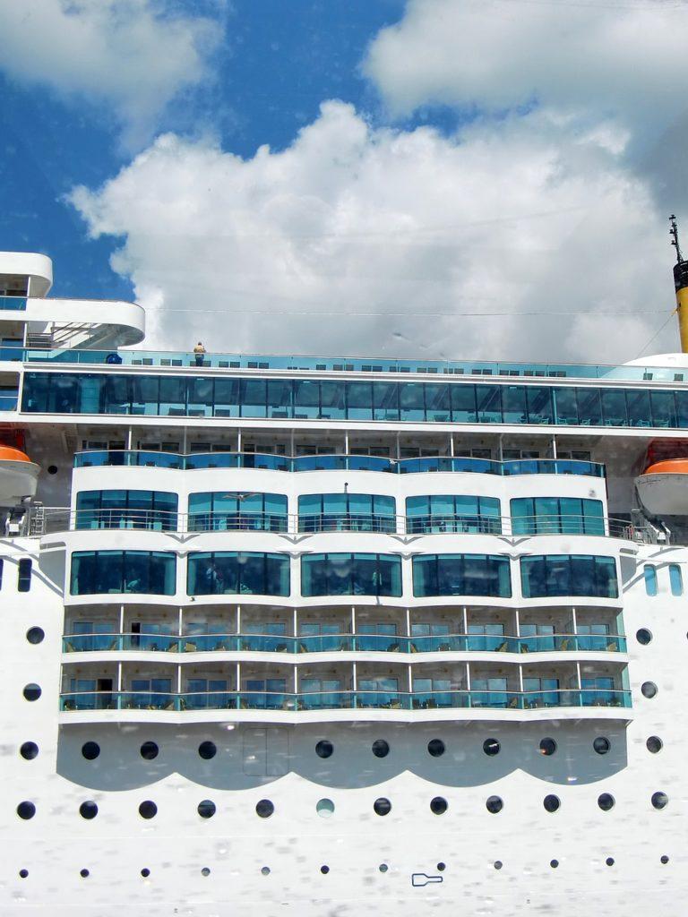 Les cabines de navire de croisière